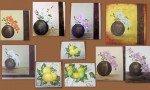 Stage Le vase aux orchidées et citrons PUYGOUZON