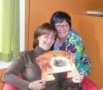 Avec Céline Bonin